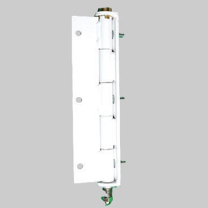 "Picture of Rieco-Titan  Arctic White 9-1/4"" Swing Out Camper Jack Bracket for Rieco-Titan & Atwood Jacks 10153 95-1501"