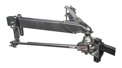 """Picture of Husky Towing Center Line TS 800-1200 Lb Round Bar Weight Distribution Hitch w/Shank & 2-5/16"""" Ball 32218 14-1266"""