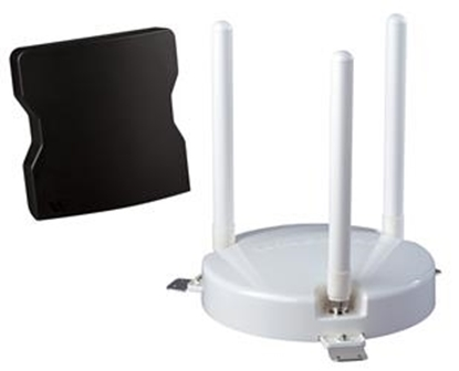 Picture of Winegard White  ConnecT WF1 WiFi Extender WF-3000 71-4287