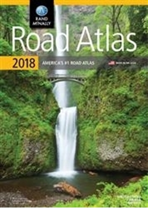 Picture of Rand McNally Best of the Road Atlas 0528017314 71-6443
