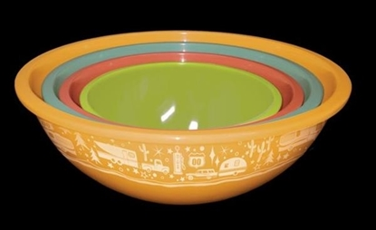 Picture of Camp Casual Nesting Storage Bowls CC-006 22-0523